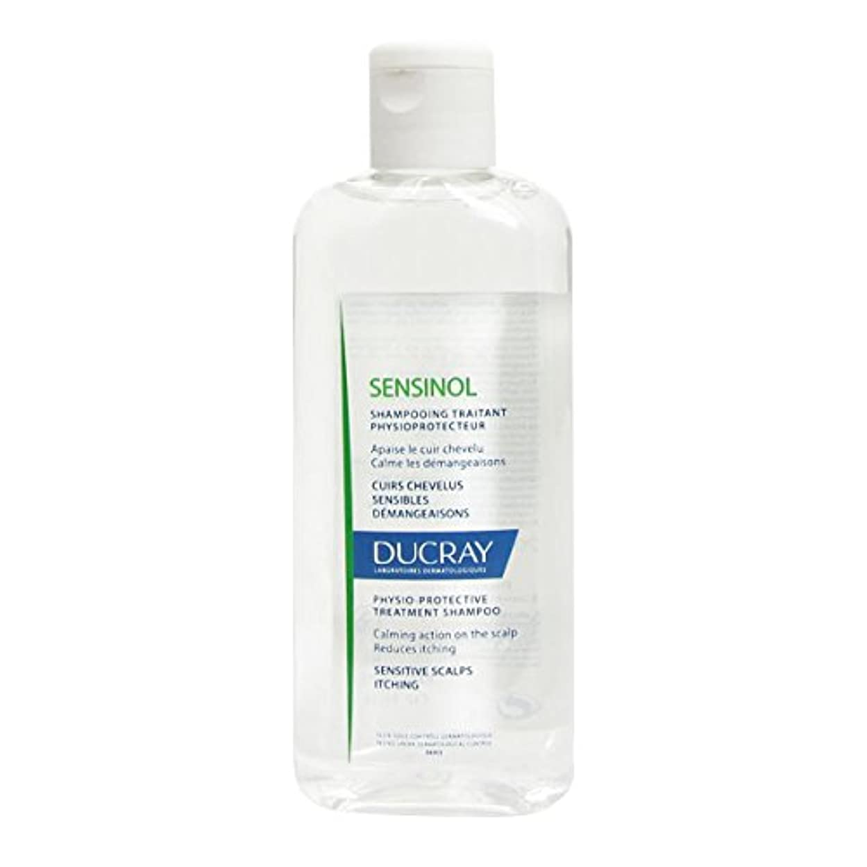 タバコ申し立てる雇うDucray Sensinol Protective Shampoo 200ml [並行輸入品]