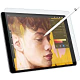 """MoKo Paper-Like Screen Protector Compatible with iPad Pro 10.5"""", Write, Draw and Sketch with The Apple Pencil Like on Paper, Anti Reflection PET Film for Apple iPad Pro 10.5"""" Tablet - Clear"""