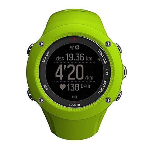 SUUNTO スント  ランニング GPS AMBIT3 RUN ライム  Bluetooth対応  日本  SS021260000