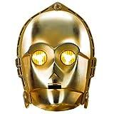 Star Wars スター ウォーズ マスク C-3PO