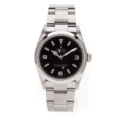 ROLEX(ロレックス) 114270 オイスタパーペチュアル エクスプローラー1 腕時計 ステンレス/SS メンズ (中古)