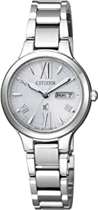 [シチズン]CITIZEN 腕時計 xC クロスシー Eco-Drive エコ・ドライブ デイデイト EW3220-54A レディース