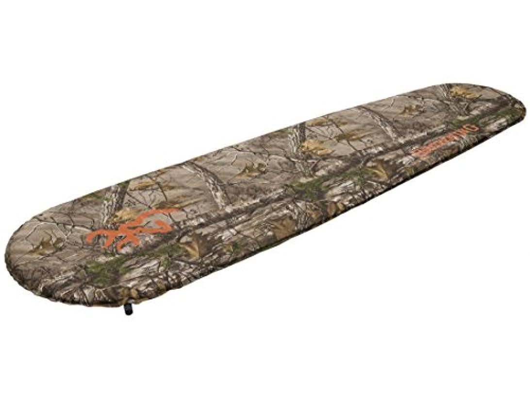 三角説得力のある粘土Browning Timber Sleeping Padポリエステルリアルツリーエッジ迷彩