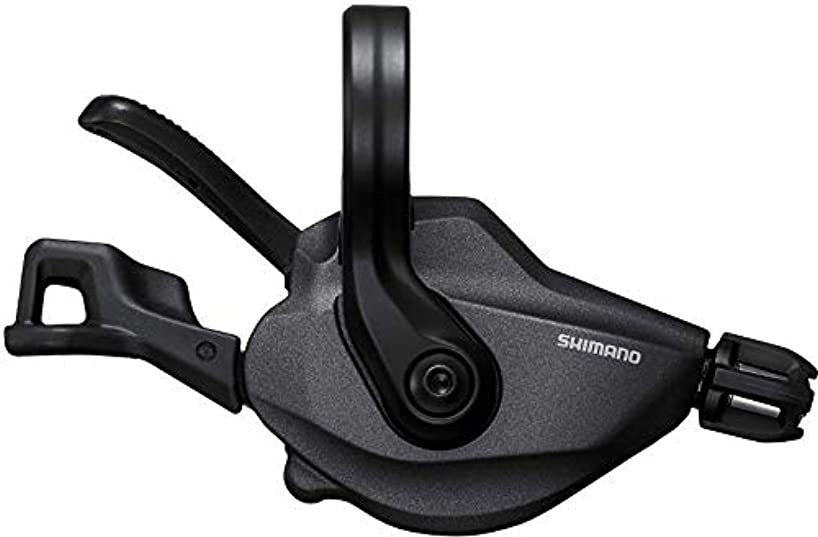疎外同行する百万シマノ(SHIMANO) SL-M8100 右レバーのみ 12S 付属/ブラックシフトケーブル