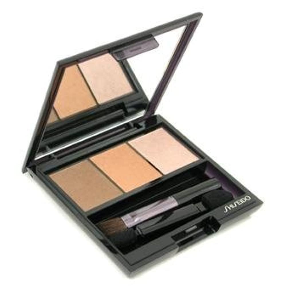 錫バレエトライアスリート資生堂 ルミナイジング サテン アイカラー トリオ BR209(Shiseido Luminizing Satin Eye Color Trio BR209) [並行輸入品]