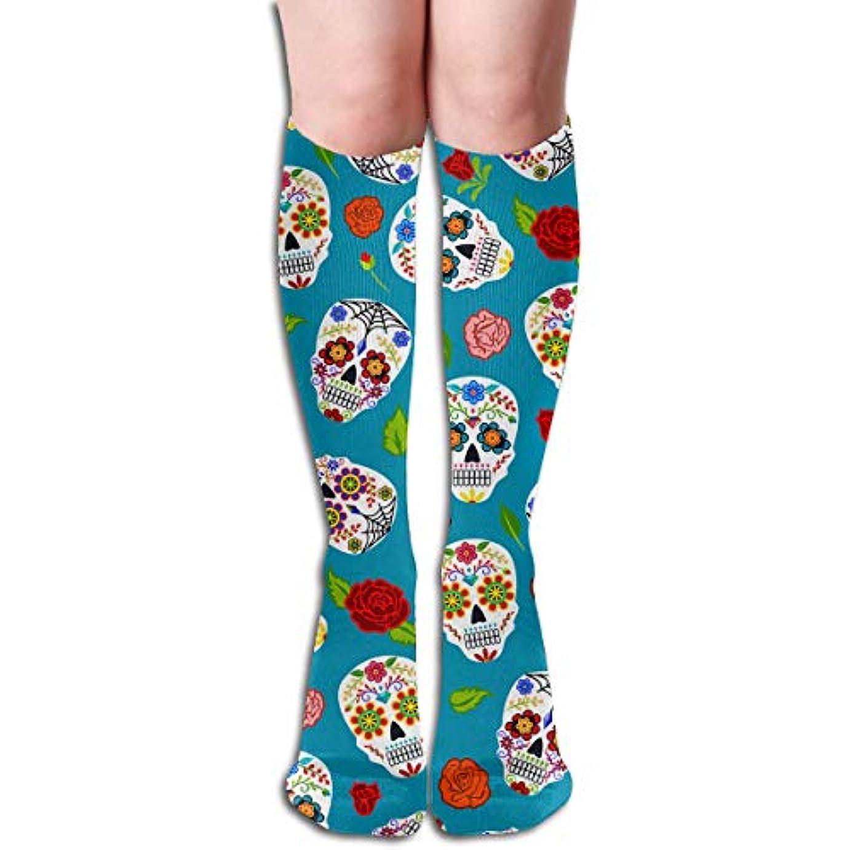 日常的にライナーサラミデッドチューブストッキングのレディースレディース冬冬暖かい膝ハイソックスブーツ靴下