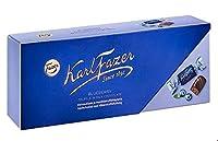 Karl Fazer カール・ファッツェル ブルーベリー ミルクチョコレート 270g× 1箱セット フィンランドのチョコレートです [並行輸入品]