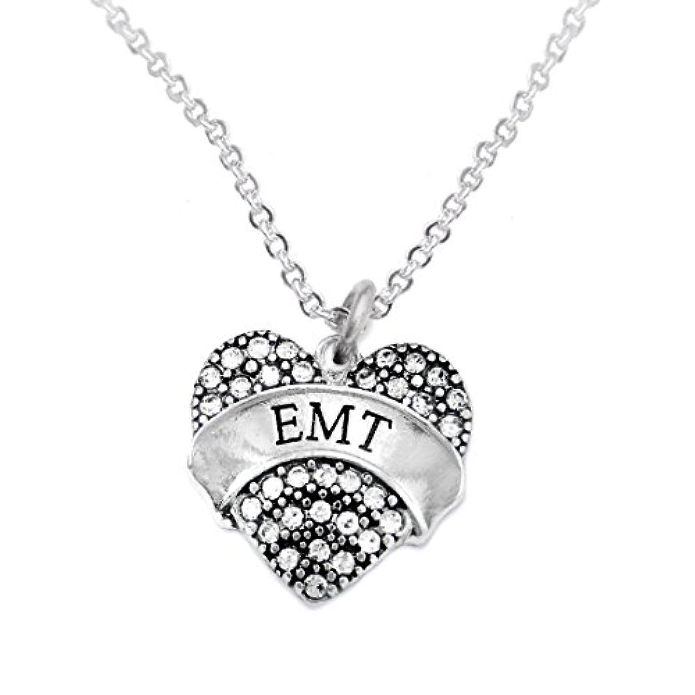 Cardinali Jewelry EMT 低刺激性ネックレス 安全ニッケル 鉛&カドミウムフリー