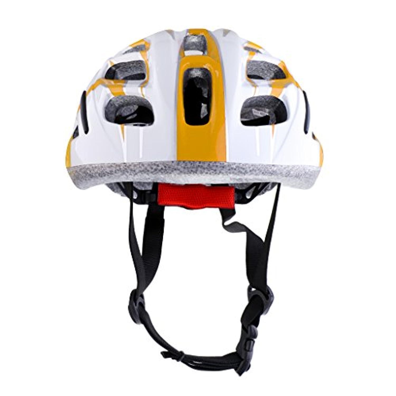 FLAMEER ヘルメット ヘッド 安全 安全 頭守る 高密度PC バイクヘルメット サイクリングヘルメット 子供 スポーツ用 自転車 全5色