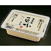 国産有機大豆使用 湧水「神泉水」仕込み 国産有機湧水豆腐(絹)300g【ヤマキ醸造】