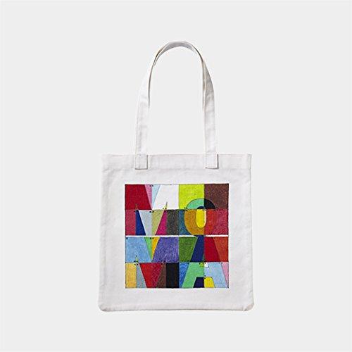 [해외]YOSHIMOTO 로고 토트 백/YOSHIMOTO logo tote bag