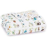 aden + anais (エイデンアンドアネイ) 【日本正規品】 モスリンコットン クラシック・ドリーム・ブランケット paper tales blankets-6052