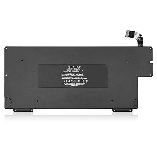 "SLODA 交換用バッテリー適用しますApple MacBook Air 13 Inch A1245 A1237 A1304, Apple MacBook Air 13"" MB003 MC233 MC234 MC503 MC504, 661-4587 661-4915 661-519(新バージョン12ヶ月の保証7.2V/37Wh)"