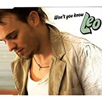 Won't you know [Single-CD]