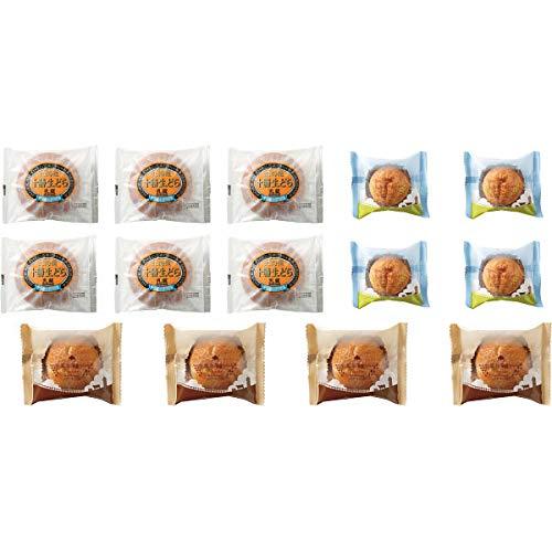 乳蔵十勝生どら&2種シュークリームセット お中元お歳暮ギフト贈答品プレゼントにも人気