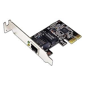 AREA ジーノ2世 ギガビットLANカード PCIexpress x1接続 ロープロファイル対応 SD-PEGLAN-S2