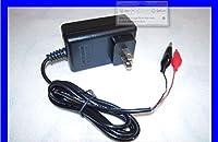 6Vバッテリー充電器for WildgameイノベーションDeer TrailカメラeDRENALINE & Primos Steroid & Moultrie 6V Feederバッテリー