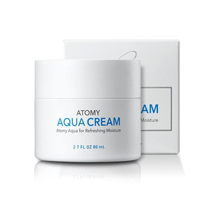 未来貯水池拡散する[atomy] アクア水分クリーム aqua cream 80ml [並行輸入品]