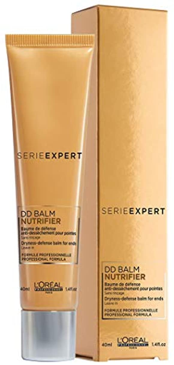のどコア鍔ロレアル Professionnel Serie Expert - Nutrifier DD Balm Dryness-Defense Balm For Ends 40ml/1.4oz並行輸入品