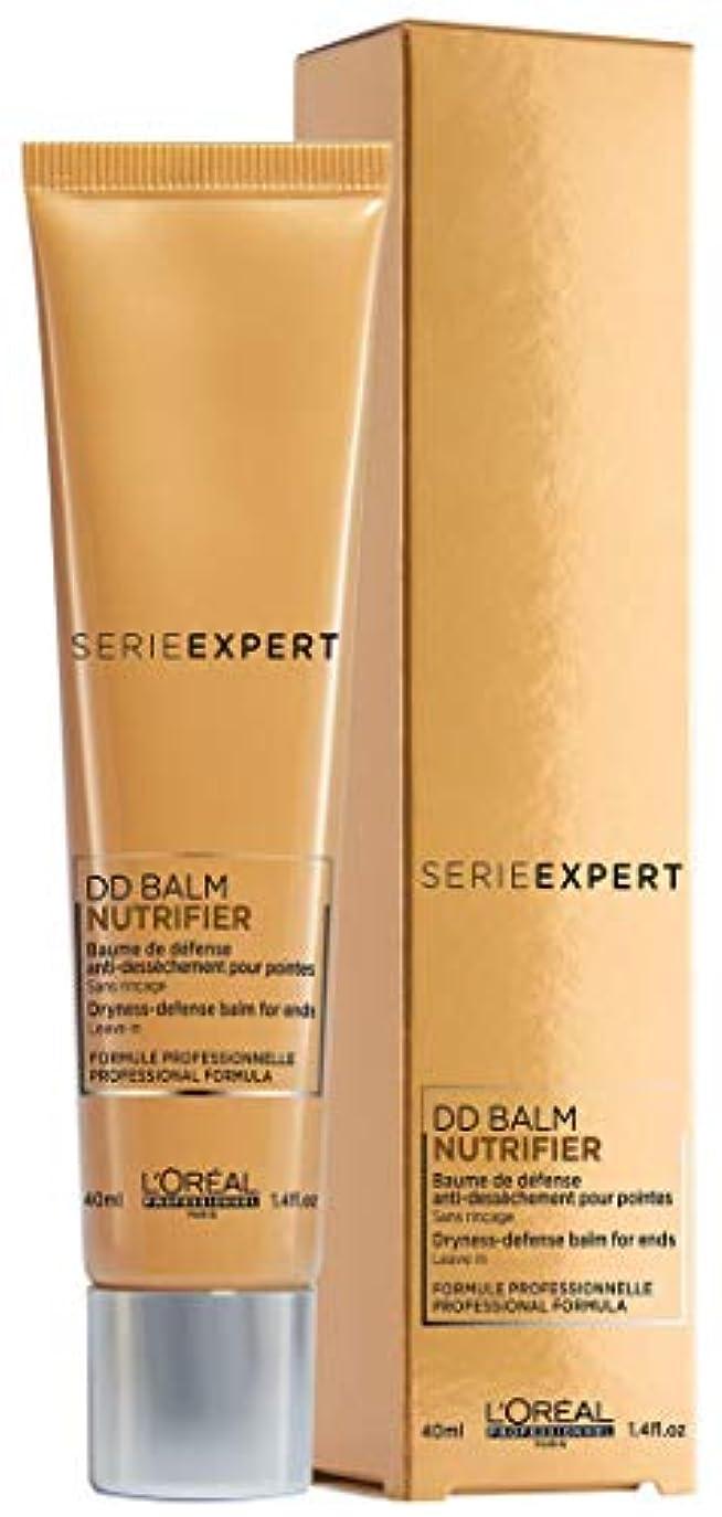 娯楽ハンマーエンドウロレアル Professionnel Serie Expert - Nutrifier DD Balm Dryness-Defense Balm For Ends 40ml/1.4oz並行輸入品