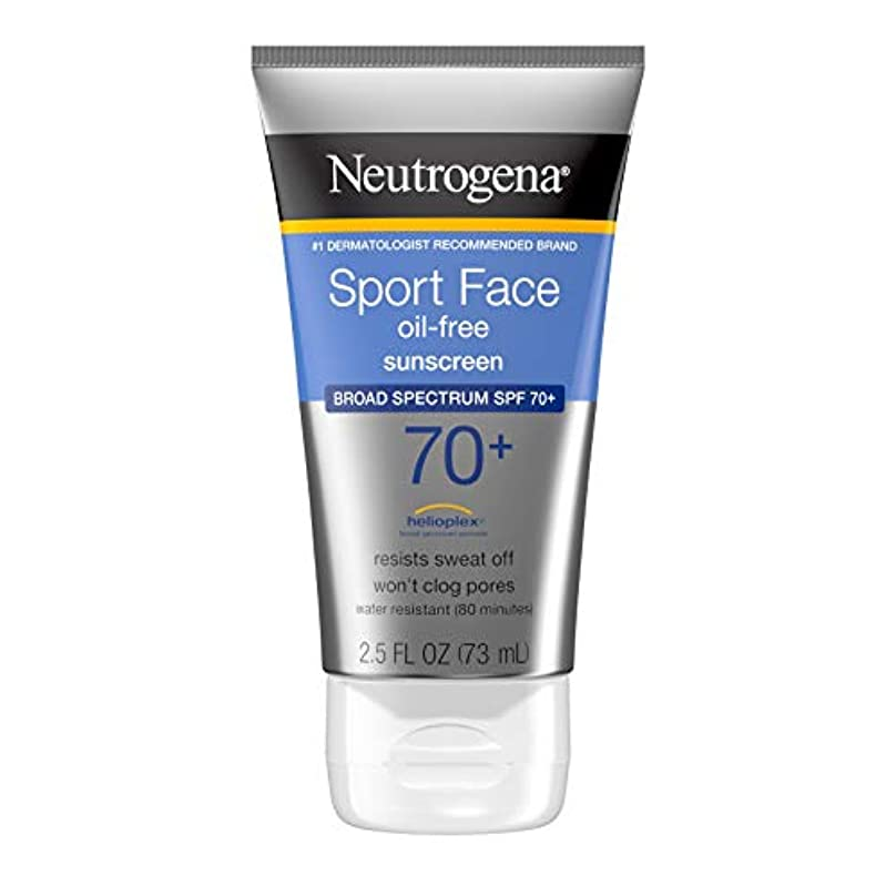 禁止する多年生増加するNeutrogena Ultimate Sport Face SPF#70 73 ml (並行輸入品)