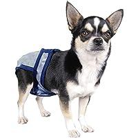 米国 プーチパッド プーチパンツ XS 小型犬用 洗えるオムツオムツカバー 経済的 ペットシーツ 洗えるおむつ ペット用おむつ 犬用おむつ