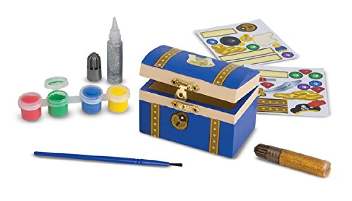 Pirate Chest: Arts & Crafts - Kits