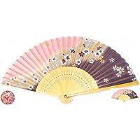 2本セット Folding fan 手作り 扇子 新品 威龍彩雲通販