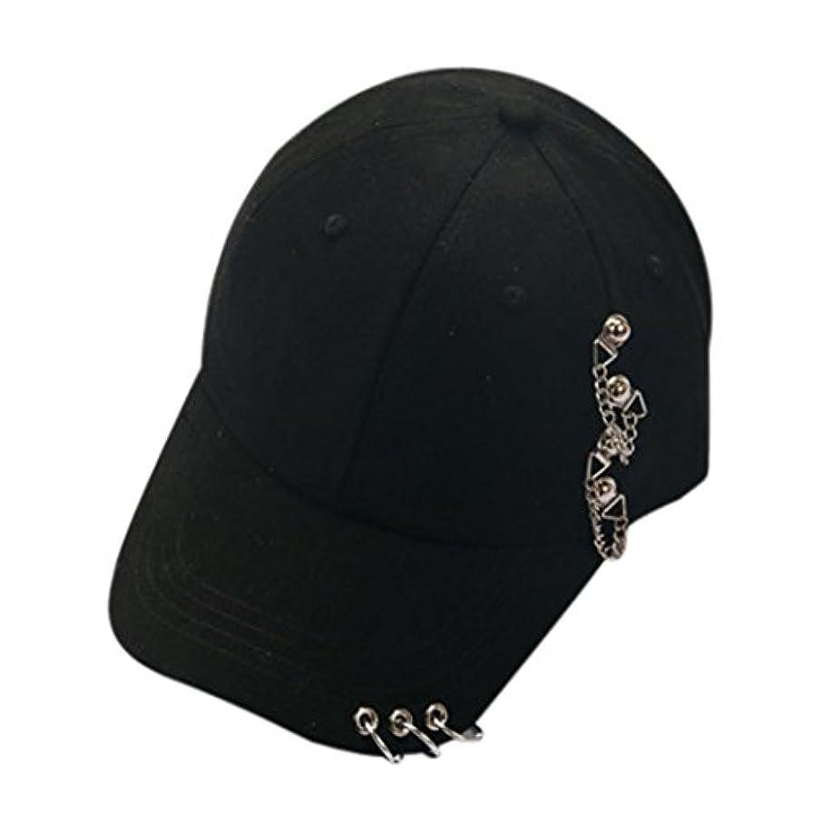 赤ちゃん同級生流行している帽子 男女兼用 3色 無地 春夏秋 かわいい レディース ベースボールキャップ 調節可能 無地 野球帽 かっこいい メンズ キャップ 男の子 おしゃれ 女の子 ハット(黒+白+ピンク)