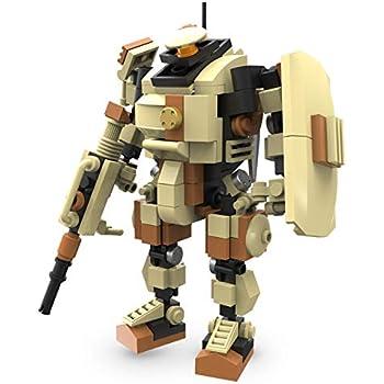 マイビルド(MyBuild) ブロックメカフレーム SFシリーズ 可動フィギュア- レンジャー 5010