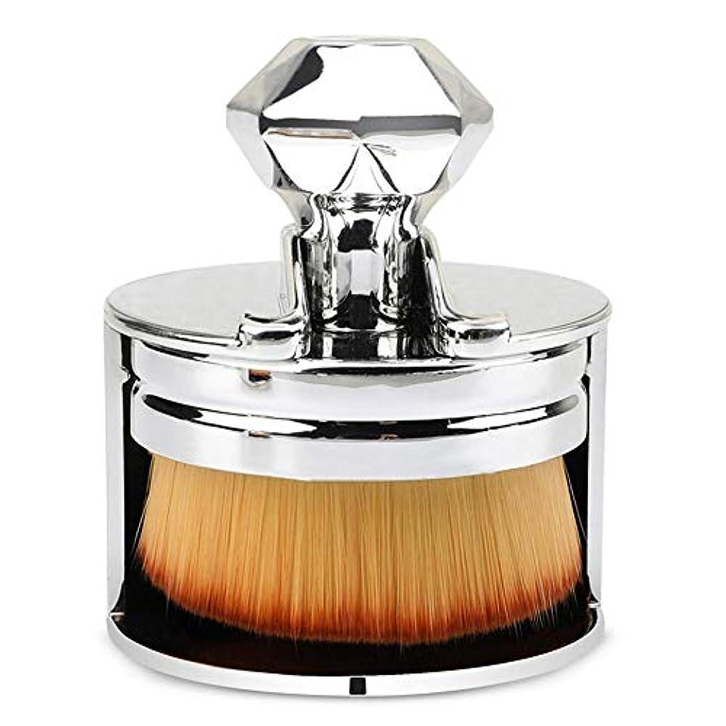 航海のアリス建物化粧筆 人気ファンデーションブラシ ファンデーションブラシ使いやすい 初心者 美容院 化粧ツール