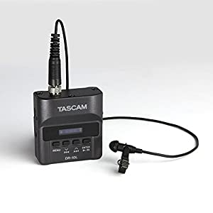 TASCAM (タスカム)/ ピンマイクレコーダー/DR-10L 黒