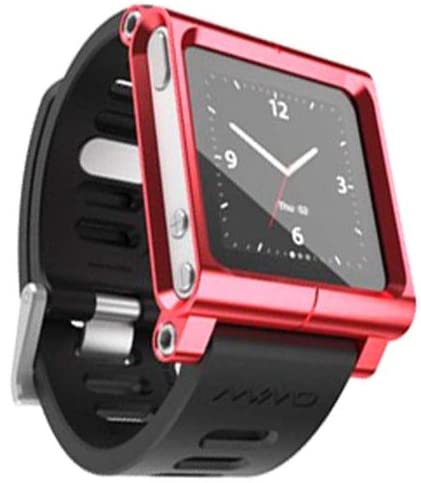 ラナ LunaTik Multi-Touch Watch Band iPod nano 6G専用
