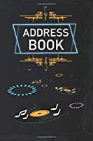 Address Book for Music Lovers With Cool Design on Each Pages. Space to Write Name, Addresses, Mobile, Birthday, Home, Work, Social Media and Lyrics. Musicians Address Book to Write Address and Lyrics: Music Lovers, Students. 120 Pages 6x9 in