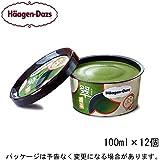 35周年記念商品 【HD】ハーゲンダッツ 翠(みどり)~濃茶(こいちゃ)~ 12個