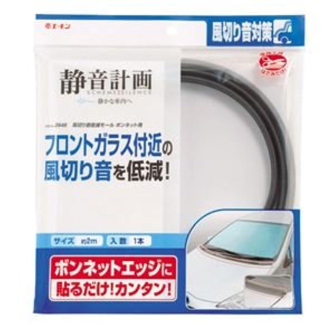 控えるアンプ(まとめ) 風切り音低減モールボンネット用 2648 【×2セット】