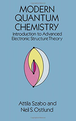 Modern Quantum Chemistry: Introduction to Advanced Electronic Structure Theory (Dover Books on Chemistry)の詳細を見る