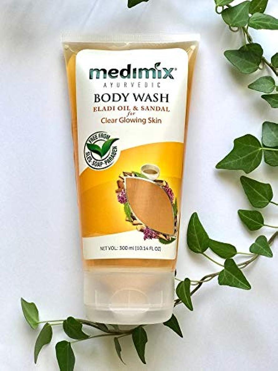 戻す最大以下メディミックス(Medimix) ボディウォッシュ エラディオイル&サンダル