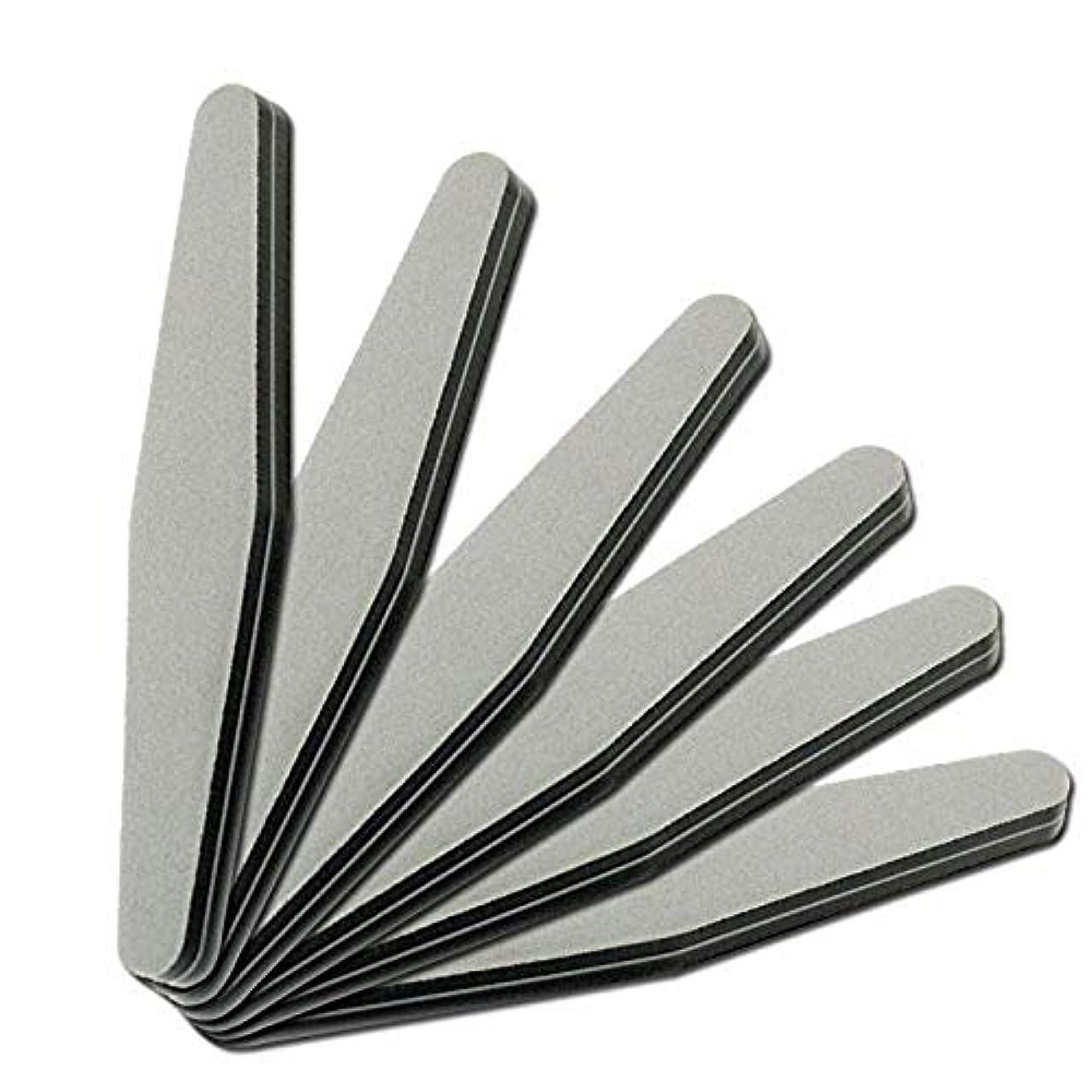 承認するデザイナー水曜日KADS ジェルネイルバッファー 10本入り スポンジネイルファイル ネイルケア用品 (セット2)