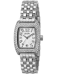 [フォリフォリ]FOLLI FOLLIE 腕時計 S922 シルバー文字盤 WF5T081BDS-XX レディース 【並行輸入品】
