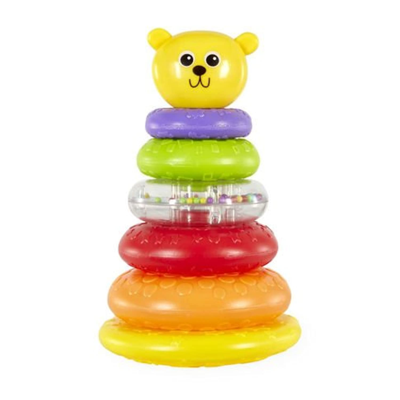 Bruin Baby Rainbow Bear Stacker – 7 Piece