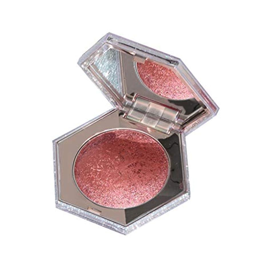中央甘い懲らしめDream ハイライト 女性の輪郭の粉の蛍光ペンの修理容量の軽い高い化粧品 (C)