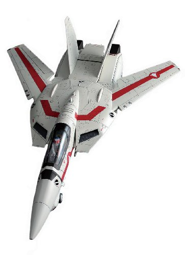 ハセガワ 超時空要塞マクロス VF-1J/A バルキリー バーミリオン 小隊 1/48スケール プラモデル MC02