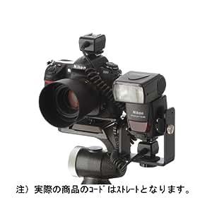 UN プロフラッシュブラケットD ニコン・キヤノン用 UNX-8111