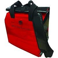モリト ZAT 無縫製バッグ トートタイプ ラージ レッド