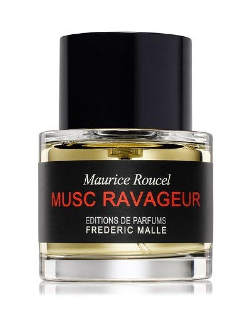 救急車歌温度Frederic Malle Musc Ravageur (フレデリック マル ムスク ラバジェール) 1.7 oz (50ml) EDP Spray