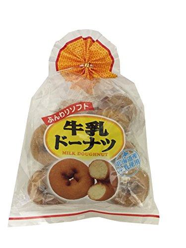 宮田製菓 牛乳ドーナッツ 8個入×6袋