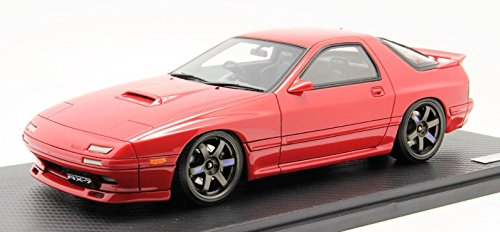 1/18 Ignition Model Mazda RX-7 Savanna FC3S Red