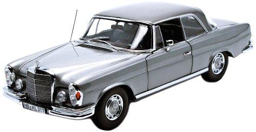 ノレブ 1/18 メルセデスベンツ 280 SE クーペ 1969 グレー
