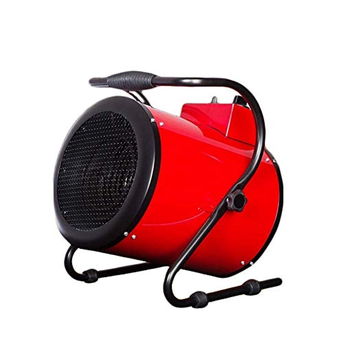 ヒューバートハドソンアプライアンス急行するAtten ミニスペースヒーター、工業用デスクトップ電気ヒーター2000Wポータブルヒーター、3モード調整可能、転倒および過熱保護、暖房スペースヒーター屋内用